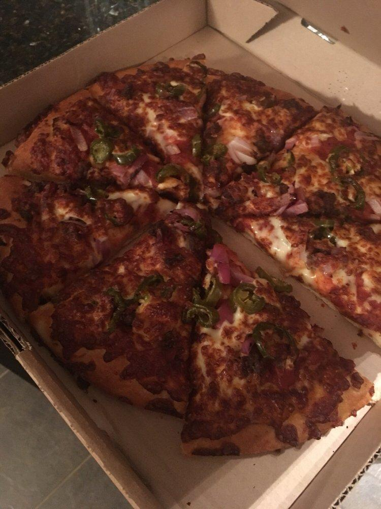 Pizza Hut 643 Pharmacy Ave In Toronto Restaurant Menu And