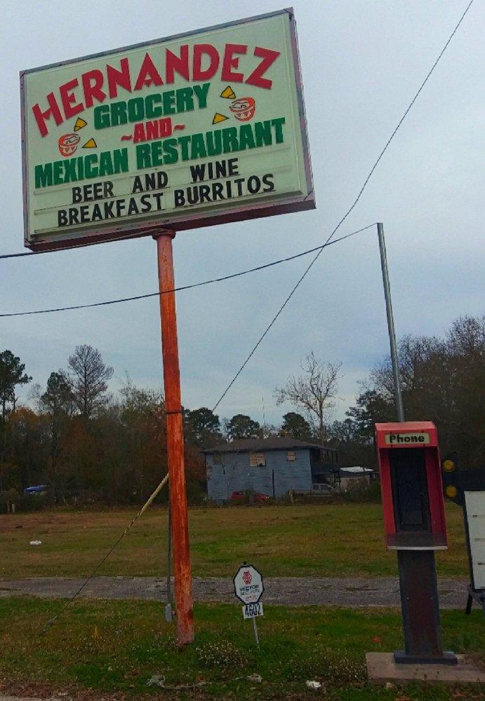 Hernandez Restaurant 4602 Tx 103 W In