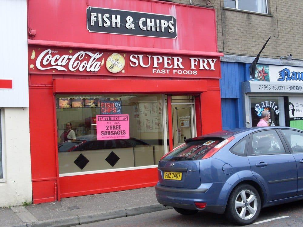 the best attitude 0cb11 27068 Super Fry in Carrickfergus - Restaurant reviews