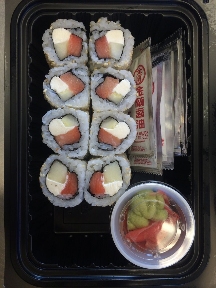Tryyaki In Lawrence Restaurant Reviews Our fried sushi burritos is a must try! restaurant guru