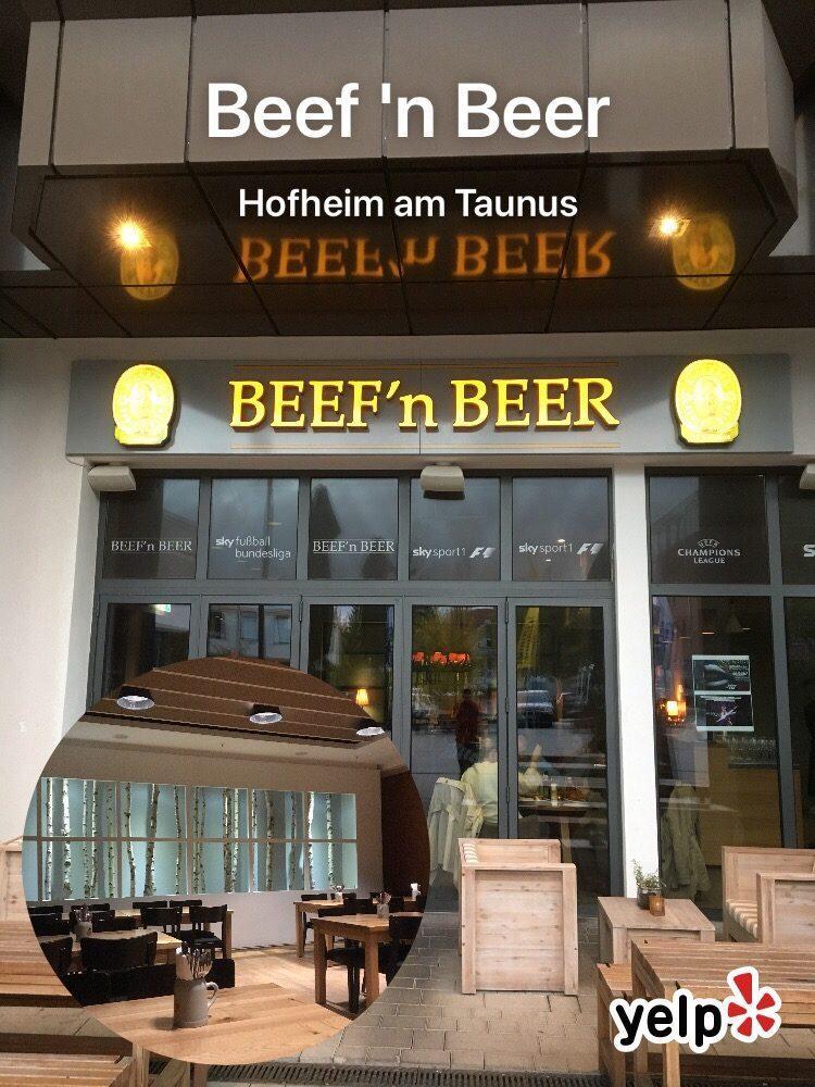 Beef 'n Beer Foto