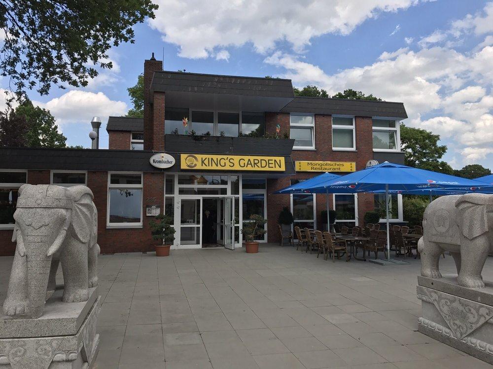 King S Garden Restaurant Wardenburg Restaurant Reviews