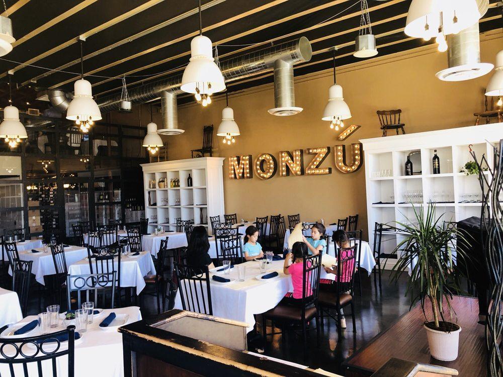 Monzú Italian Oven + Bar photo