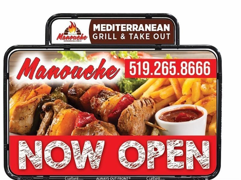 Manouche Grill photo