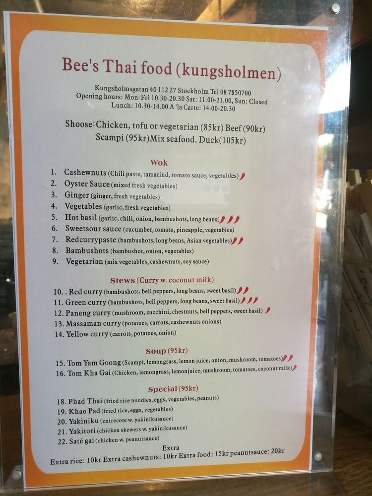 Thai Kungsholmsgatan