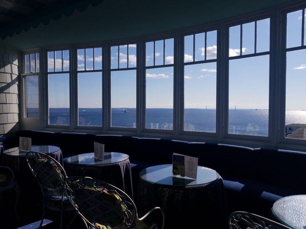 Cupola Bar Grand Hotel Avenue In Mackinac Island Restaurant Reviews