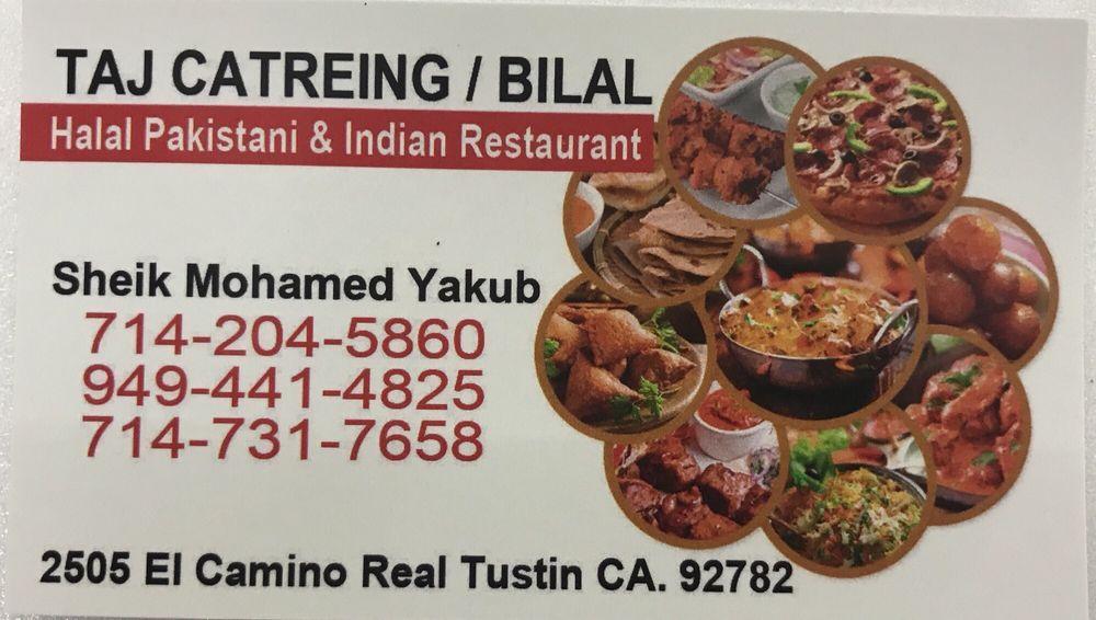 Taj Catering In Tustin Restaurant Reviews