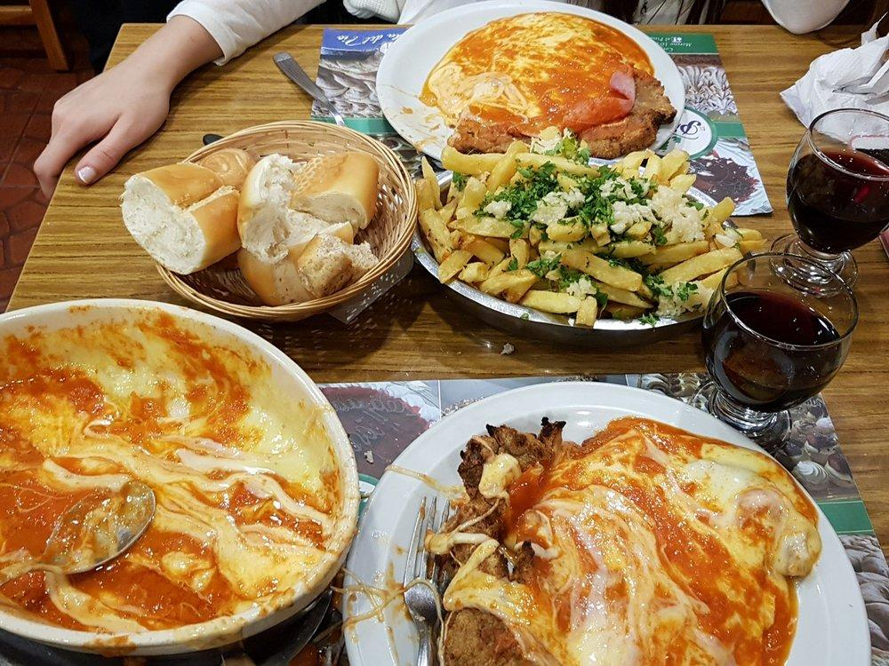 La Fonda del Tío steakhouse, San Carlos de Bariloche - Restaurant menu and  reviews