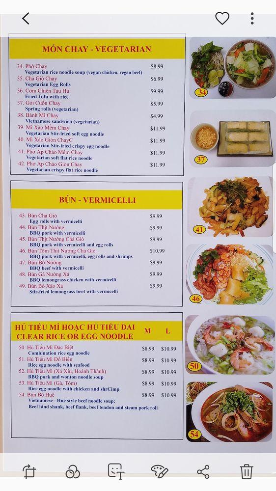 Pho Belwood 21520 Bear Valley Rd In Apple Valley Restaurant Menu And Reviews