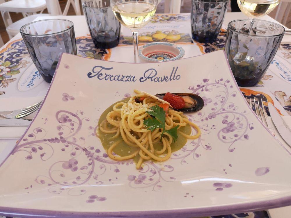 Terrazza Ravello In Barcelona Restaurant Menu And Reviews