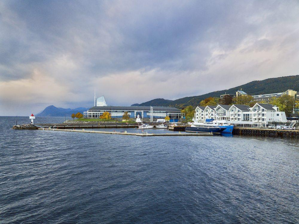 Foto de Molde Fjordstuer