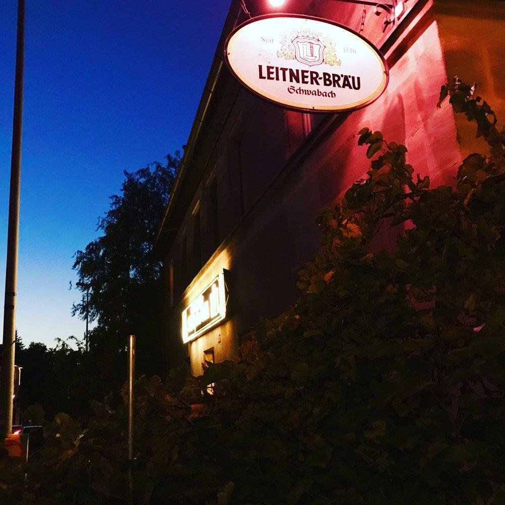 Wilhelm Tell Schwabach German Restaurant Menu And Reviews