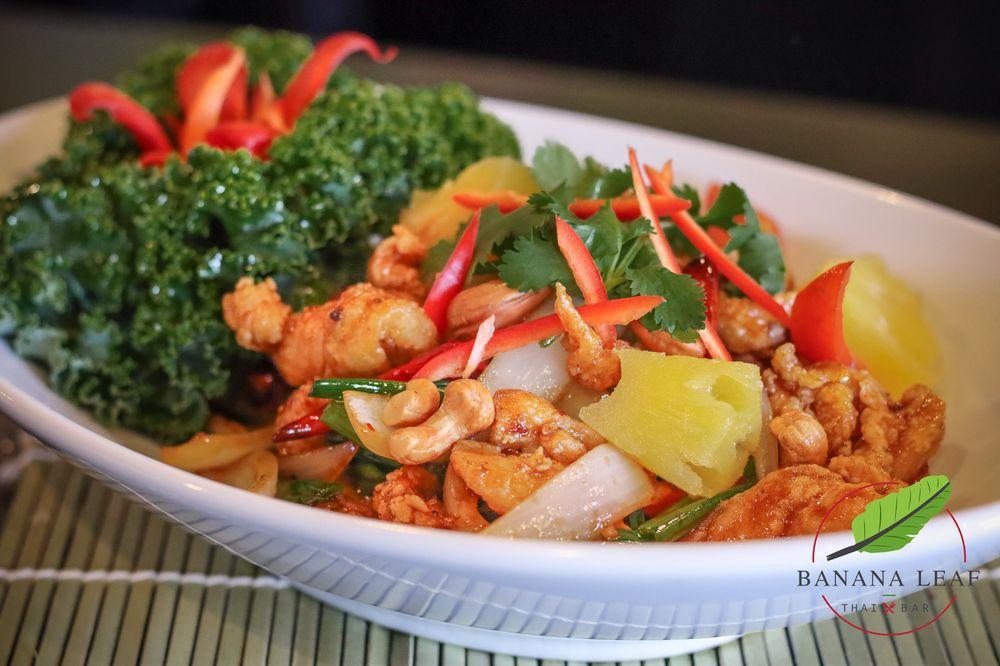 Banana Leaf Thai Restaurant + Bar photo