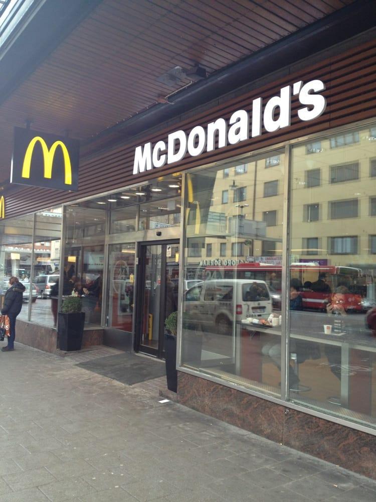 Fridhemsplan Mcdonalds
