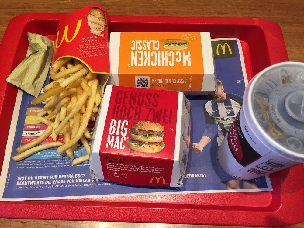 Happy meal was ist drin