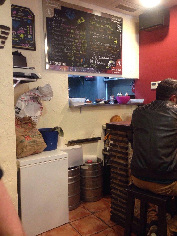 Marisqueria Cerveceria La Peregrina Malaga Centro photo