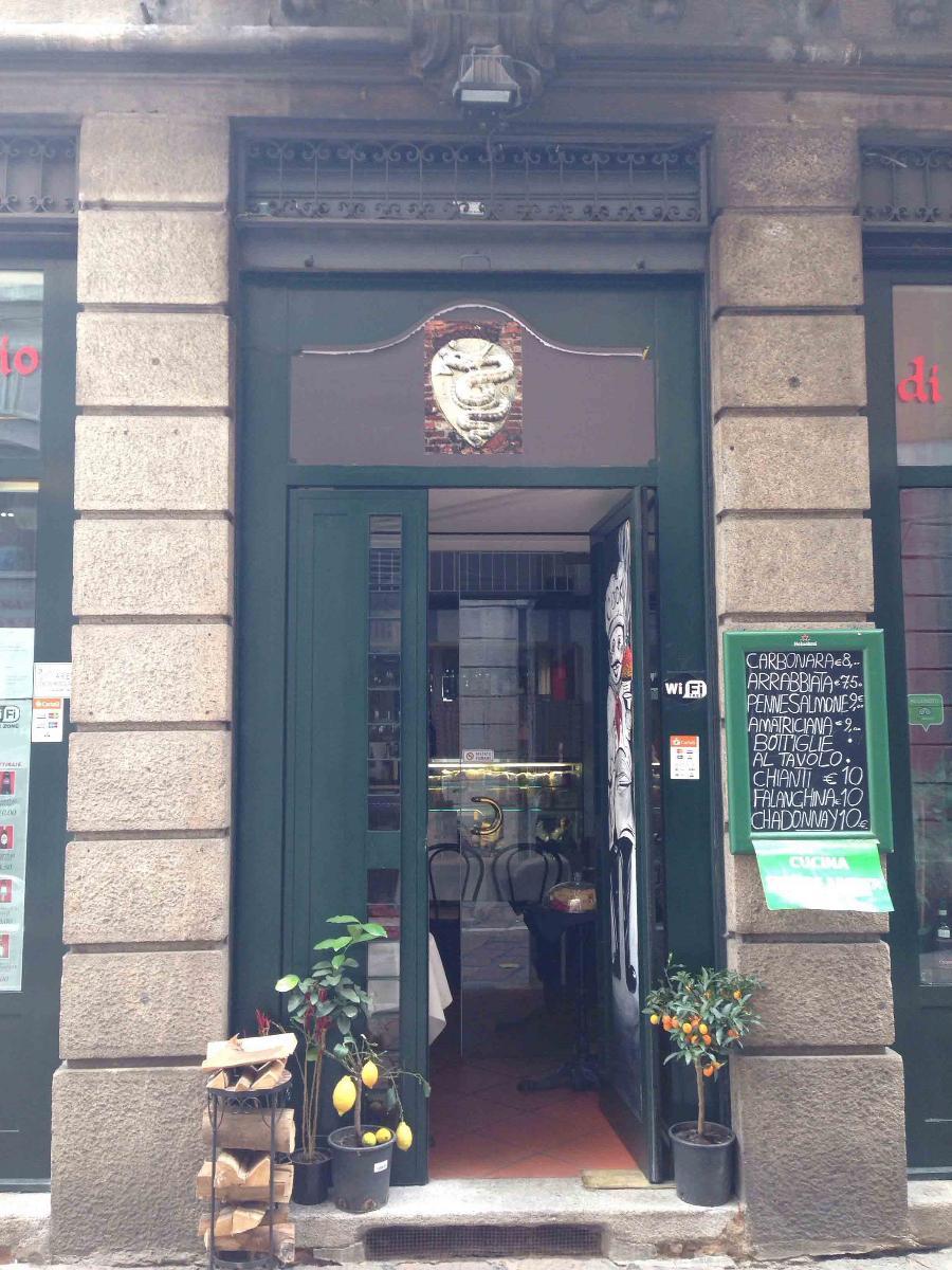 Via San Maurilio Milano la corte di san maurilio restaurant, milan - restaurant menu