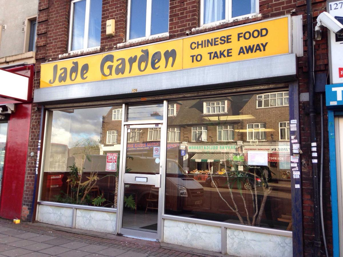 Jade Garden 129 Kenton Rd In Harrow Restaurant Menu And