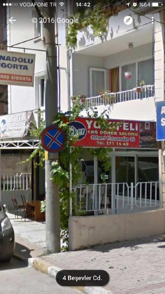 yusufeli cag doneri bursa restaurant