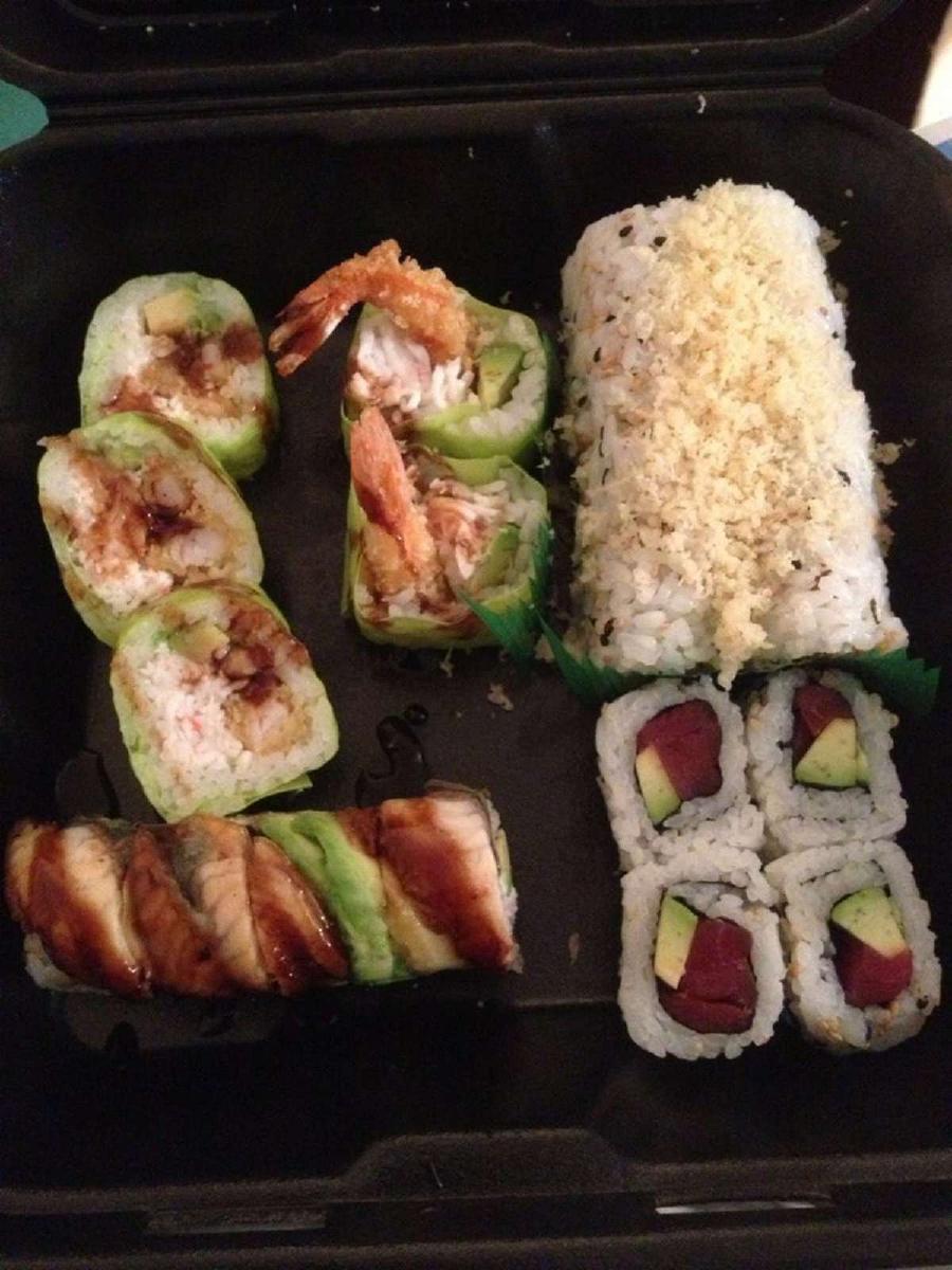 Restaurante Sushi Station Phoenix N Tatum Blvd Ste 150 Opiniones Del Restaurante Libera la tua fame e provali tutti! restaurant guru