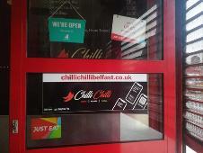 Chilli House Dublin Road Belfast Restaurant Menu And Review