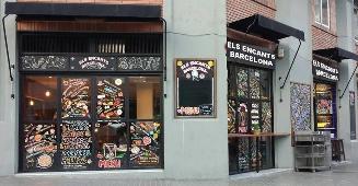 Restaurante Els Encants Barcelona