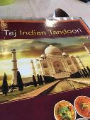 Taj Indian Tandoori
