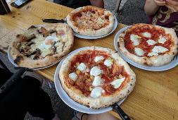 Takin The Pizza Farsley Restaurant Menu Restaurant Guru