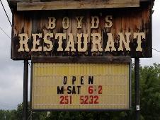 Boyd's Restaurant