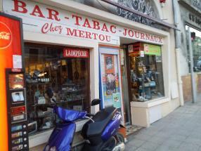 Bar Tabac Journaux Chez Mertou