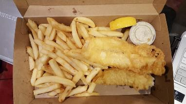 Hooked Fish & Chips