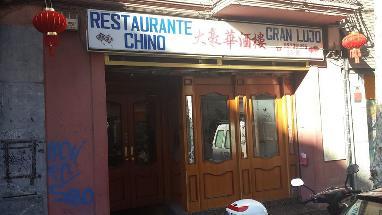 Chino Gran Lujo