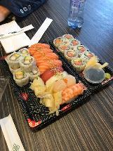HT Sushi - Take away