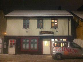 Union pizza Drammen