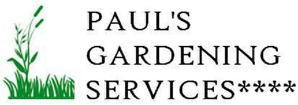 Paul's Gardening Services