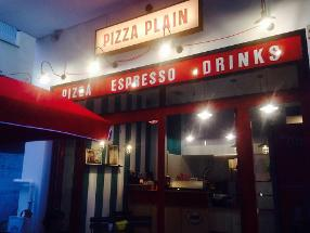 Pizza Plain