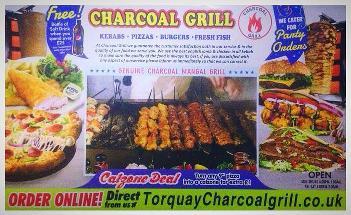 Torquay Charcoal Grill