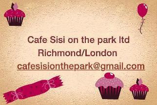 Cafe Sisi on the Park Ltd