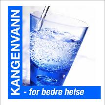 Kangenvann for bedre helse