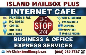 Island Mailbox