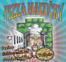 Pizza Maľučky