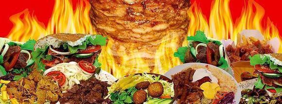 Shawerma kebab