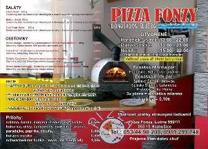 Pizza Fonzy