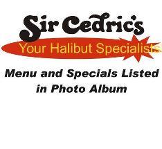 Sir Cedric's