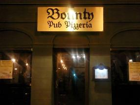 Bounty Pub Pizzeria