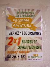 Bar El Chatillo - Centro cívico