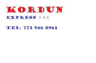 Kordun Express Inc