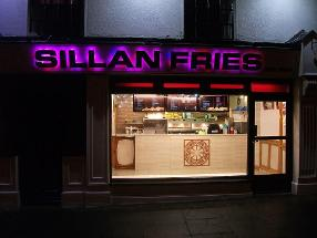 Sillan Fries