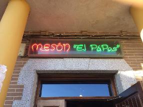 Meson El Papas