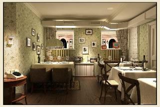 Kvartirka Soviet Cafe